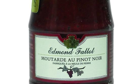 Fallot moutarde au pinot noir - Moutarde fallot vente ...
