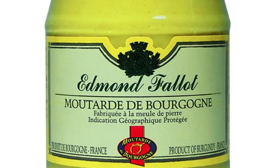 Fallot moutarde de bourgogne igp - Moutarde fallot vente ...