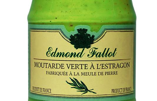 Fallot moutarde verte l 39 estragon - Moutarde fallot vente ...