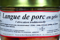 Langue de porc en gelée