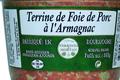 Terrine de Foie de Porc à l'Armagnac