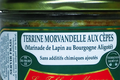 Terrine Morvandelle aux Cèpes