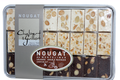 Boîte métal Nougat tendre vanille, Orange/Grand-Marnier, chocolat