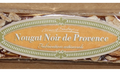 Barre Nougat noir de Provence