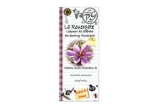 """Liqueur au Safran """"La Rouergate"""" 40%"""