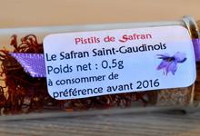 Le Safran Saint-Gaudinois