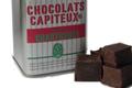 Chocolats capiteux à la Chartreuse
