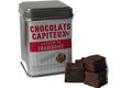 Chocolats capiteux à l'eau de vie framboise