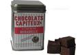 Chocolats capiteux à l'eau de vie mirabelle