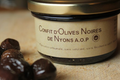 Confit d'olives noires de Nyons AOP