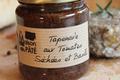 Tapenade tomates séchées basilic