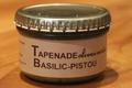 Tapenade Olives Vertes Basilic-Pistou