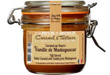 Caramel au Beurre Vanille de Madagascar