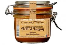 Caramel au beurre demi sel AOP d'Isigny - Caramel à Tartiner