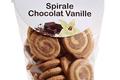 spirale chocolat vanille bio