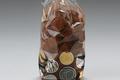 Sachet truffes de nougat tendre poudrées cacao