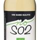 Vin blanc Sans sulfites 2014