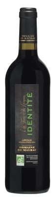 Vin rouge AOC Limoux 2010