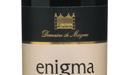 Vin rouge 2004 Syrah - Gamme Enigma