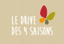 Logo Le Drive des 4 Saisons