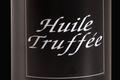 Huile Truffée - La Ferme aux Olivers