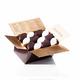 Calissons d'Aix nature et chocolat