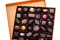 Boîte fluo 450g de chocolats