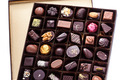 Coffret Carbone 450g de chocolats