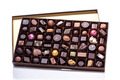 Coffret Carbone 750g de chocolats