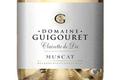 DOMAINE GUIGOURET - CLAIRETTE DE DIE - Muscat