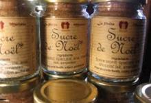 Sucre à la Praline/Noël