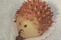 Le hérisson, gâteau glacé
