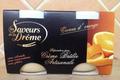 Crème Brulée Ecorce d'ORANGE
