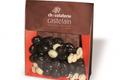 Cranberries chocolat noir, lait et blanc