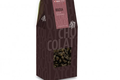 Brazilia: grains de café au chocolat