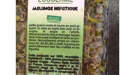 Graines Germées - Melange Hepatique