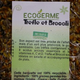 Graine Germées - Trèfle brocoli