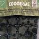 cube de glaçons de jus d'herbe de blé