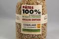 Coquillage au blé dur