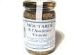 Moutarde de Dijon à l'ancienne à la violette