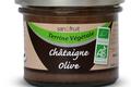 Terrine 100% végétale - Châtaigne Olive