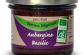 Terrine 100% végétale - Aubergine Basilic