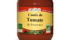 Coulis de tomate bio
