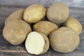 Pomme de terre Anais, Ferme de la Concie
