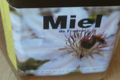 Miel de printemps, le rucher de la grenouillère