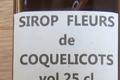 Sirop de fleur de coquelicot
