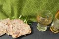 Pâté de canard au vieux Marc de Champagne, canardises des 3 vallées