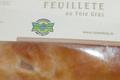 Feuilleté au foie gras, les canardises