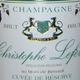 Cuvée de Réserve Bio, Champagne Christophe Lefèvre