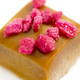 Les Nicettes, caramel Parfum pétales de roses cristallisées